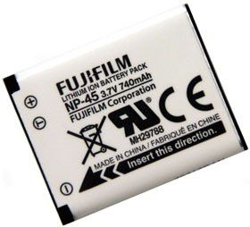 Fujifilm NP-45A Li ion Battery