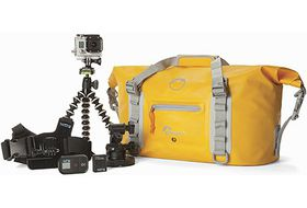 Lowepro Dryzone Duffle 20L Bag Yellow