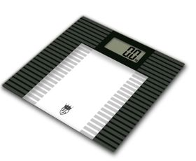 Pure Pleasure - Anti-Slip Glass Bathroom Scale