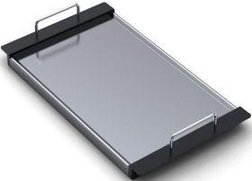 Cadac - Meridian Teppanyaki Plate - Silver & Charcoal