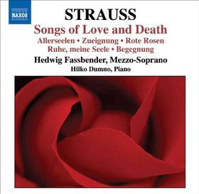 Strauss:Songs of Love and Death - (Import CD)