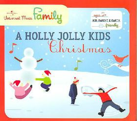 Holly Jolly Kids Christmas - (Import CD)