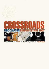 Eric Clapton - Crossroads Guitar Festival 2007 (DVD)