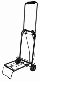 Tosca Folding Travel Trolley - Black