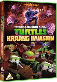 Teenage Mutant Ninja Mutant: Kraang Invasion (DVD)