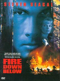 Fire Down Below - (DVD)