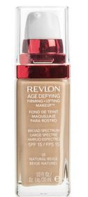 Revlon Age Defying 30ml Firming & Lifting Makeup - Natural Beige