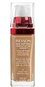Revlon Age Defying 30ml Firming & Lifting Makeup - Early Tan