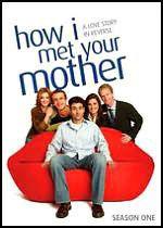 How I Met Your Mother Season 1 (DVD)