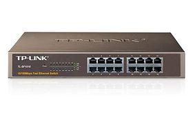 TP-LINK 16-Port 10/100Mbps Fast Ethernet Switch