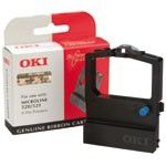 OKI Black Nylon Ribbon ML520/521, NON-EU