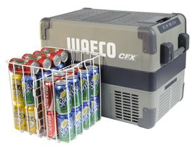 Waeco - CFX 40 Compressor Fridge/ Freezer - Grey