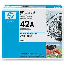 HP 42A Black LaserJet