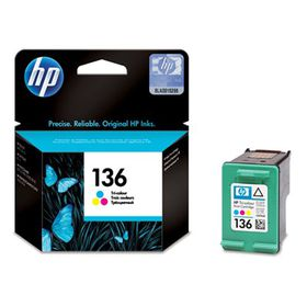 HP C9361HE - No.136 - Color Ink