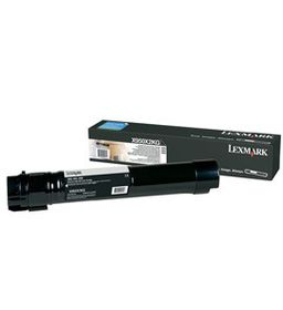 LEXMARK X950, X952, X954 Black Extra High Yield Toner Cartridge - 36 000 pgs