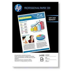 HP Professional Laser Paper 120 g/m-250 sht/A4/210 x 297 mm - Replacement for Q6542A
