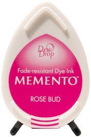 Tsukineko Memento Dew Drop Ink Pad - Rose Bud