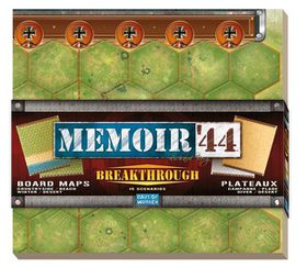 Memoir '44 Breakthrough Expansion Board Game
