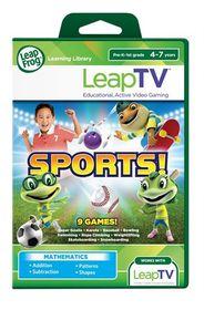 LeapFrog LeapTV Learning Game : Sports
