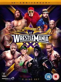 WWE: WrestleMania 30 (Import DVD)
