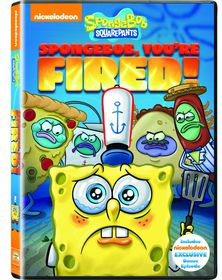 Spongebob Squarepants: You're Fired! (DVD)