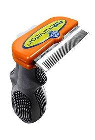 Furminator Long Hair Deshedding Tool For Medium Dogs
