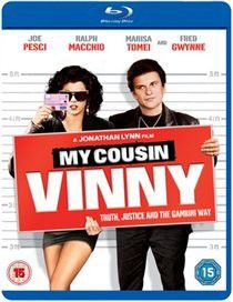My Cousin Vinny (Import Blu-ray)