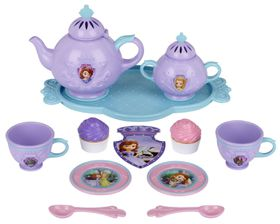 Disney - Sofia The First Magical Talking Tea Set