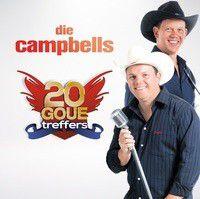 Die Campbells - 20 Goue Treffers (CD)