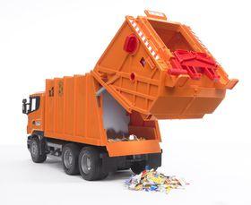 Bruder SCANIA R-Series Garbage Truck