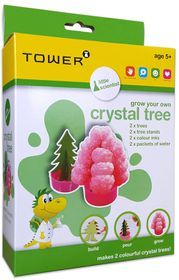 Tower Kids Little Scientist - Grow Your Own Crystal Tree
