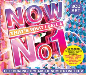 Now That's What I Call A No.1 - Various Artists (CD)