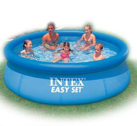 Intex - Pool - Easy-Set - No Pump - Blue