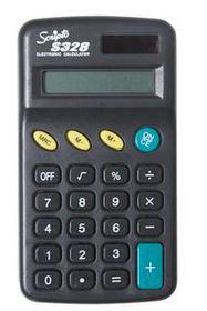 Scripto S328 Calculator