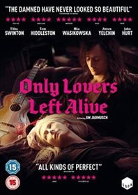 Only Lovers Left Alive (Import DVD)