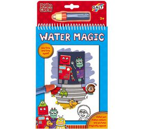 Galt Toys Robo Crew Water Magic