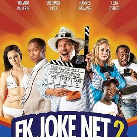 Ek Joke Net 2 (DVD)