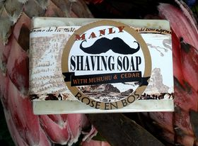 Rose en Bos Shaving Soap - 100g