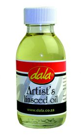 Dala Artist's Purified Linseed Oil - 250ml