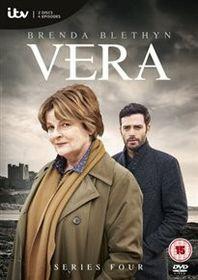 Vera: Series 4 (Import DVD)