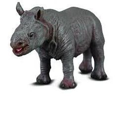 CollectA White Rhinoceros Calf - Small