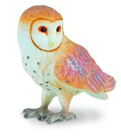 CollectA Barn Owl - Small