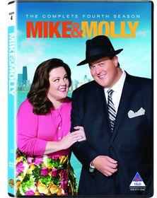 Mike & Molly Season 4 (DVD)