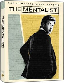 The Mentalist Season 6 (DVD)