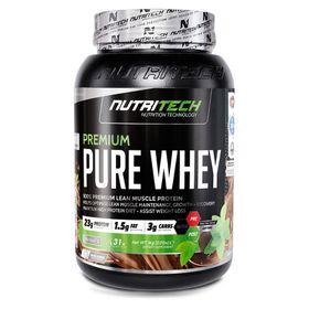 Nutritech Premium Pure Whey - Cookies and Cream 1kg