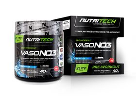 Nutritech Vaso NO3 Indigo Ice