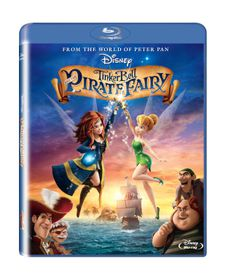 Disney's The Pirate Fairy (Blu-ray)