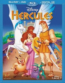 Hercules (Region A Import Blu-ray)
