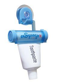 Exsqueezeit Toothpaste Squeezer - Blue