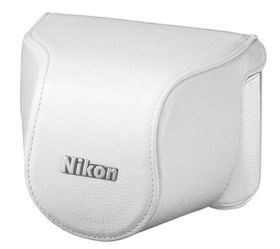 Nikon 1 CB-N1000BW Body Case Set 10-30MM - White